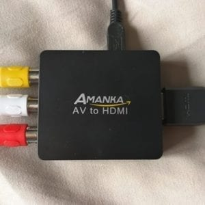 Commodore 64 Video over HDMI – a Solution – Lyonsden Blog